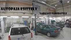 AUTOPAJA ESITTELY  | Sakky  | Team VV  | 12.09.2019