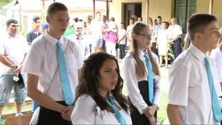 Ballagás  Kiskulcsosi Általános Iskolában 2017 34'