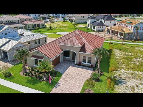 Viera New Homes | Model Home Tour | Casa Donata | Reeling Park | Addison Village
