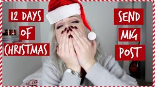 ♡ 1. December // JULEKALENDER & SEND MIG POST ♡