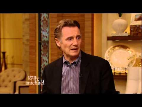 Liam Neeson Talks About Europe School Trips