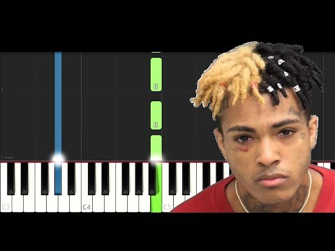 XXXTentacion  Changes Piano Tutorial