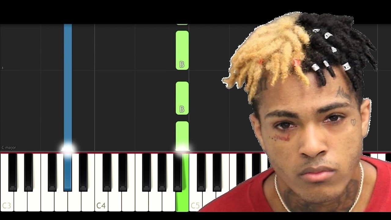 XXXTentacion Changes Piano Tutorial Piano Understand