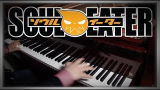 Repeat youtube video Paper Moon • Soul Eater - OPENING 2 「Piano」
