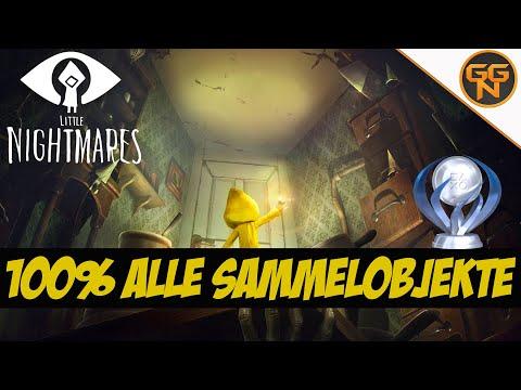 Little Nightmares Guide: 100% Guide - Früchtchen - Kleine verlorene Dinge - Hol dir Licht ins Leben