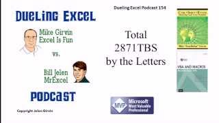 Mr Excel & excelisfun Trick 154: Totals by Product Code: Numbers & Code in Same Cell!?