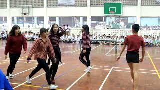 การแข่งขัน SAMAEN HEALTH COVER DANCE