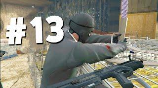 GTA 5 ПРОХОЖДЕНИЕ от ПЕРВОГО ЛИЦА! #13 - ФИНАЛЬНОЕ ОГРАБЛЕНИЕ