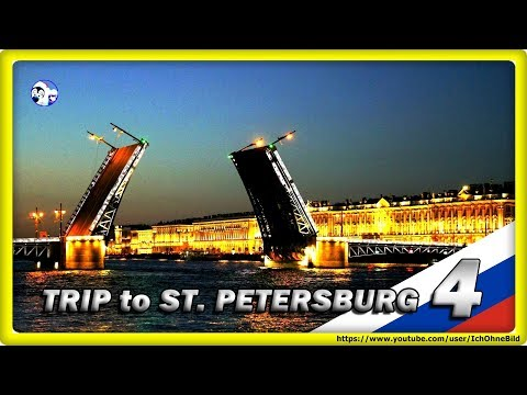 Trip to Saint Petersburg / Санкт-Петербург , Russia - Part 4