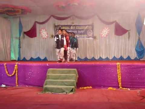 western dance in Kendriya Vidyalaya Silvassa