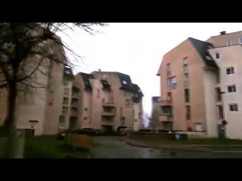 Nevers et ses quartiers
