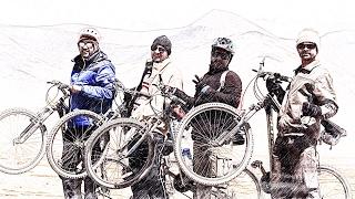 Manali-Leh Ladakh Bicycle Expedition & India Road Tour