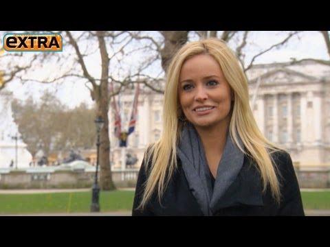Sneak Peek! 'Extra' with 'Bachelorette' Emily Maynard in London