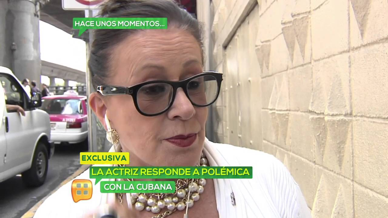 Download Laura Zapata habla de los ataques de Niurka Marcos
