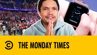 The Monday Times: Tik Tok, Hand Washing, States & Masks | The Daily Show With Trevor Noah