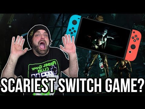 The SCARIEST Nintendo Switch Game Yet?! | RGT 85