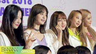 [EXID(이엑스아이디)] 2018 HallyuPopFest IN Singapore 비하인드