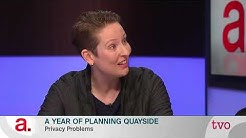 A Year of Planning Quayside