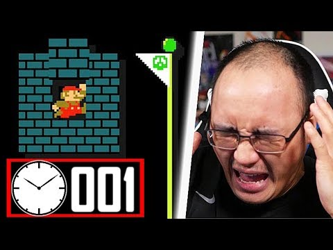 RAGE AU NIVEAU MAXIMUM !!! | Super Mario Maker