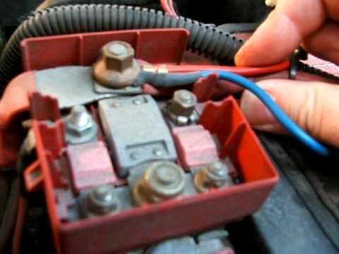 fuse box in fiat stilo electronic fault part2 a megold  s youtube  electronic fault part2 a megold  s youtube