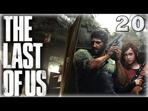 Смотреть прохождение игры The Last of Us. Серия 20 - Галопом за Элли.