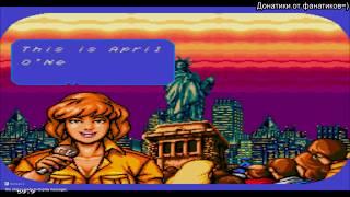 Teenage Mutant Ninja Turtles: The Hyperstone Heist ► Sega Mega Drive 2 ► РЕТРОстрим