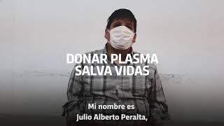 ¡Si tuviste coronavirus tu plasma puede ayudar a otros a superarlo!