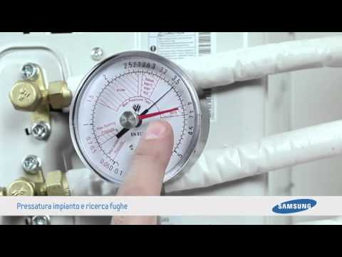 Video Installazione Multisplit Samsung