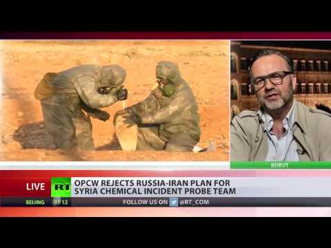 Syria: Is the OPCW plotting against the Assad regime?