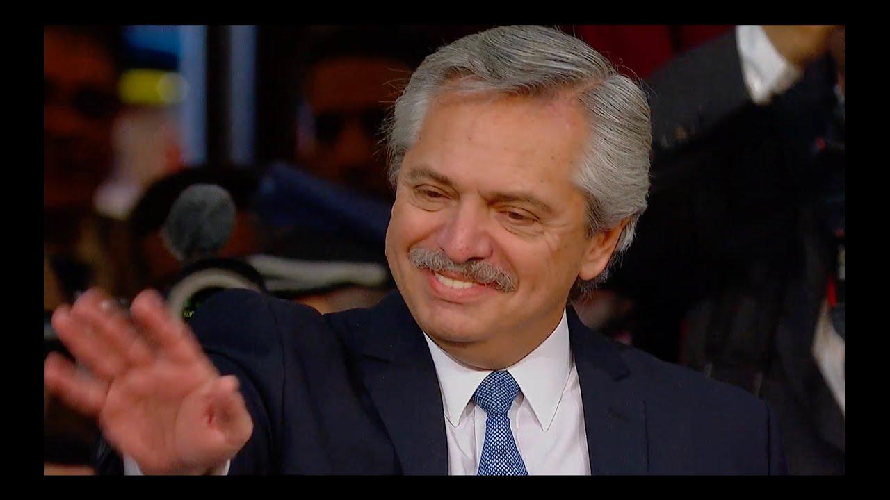 🇦🇷ASAMBLEA LEGISLATIVA COMPLETA: Congreso de la Nación Argentina - 1 de  marzo de 2020 - YouTube