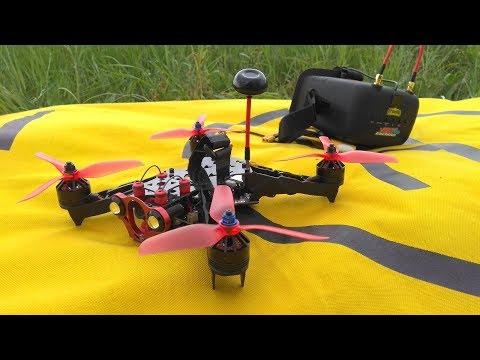 Фото Гоночный квадрокоптер Eachine Racer 250 PRO (FPV Racing drone)