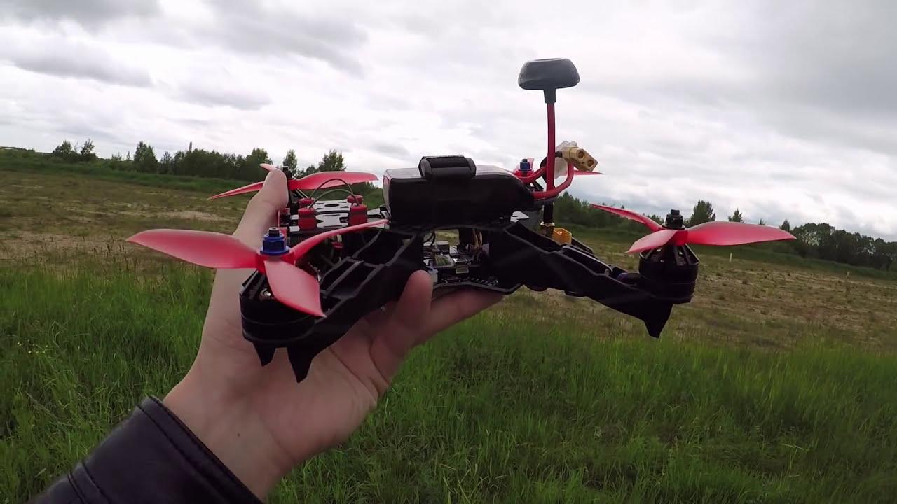 Гоночный квадрокоптер Eachine Racer 250 PRO (FPV Racing drone) фотки