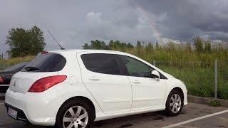 Щелчок в двери БЕСПЛАТНО / Peugeot 308