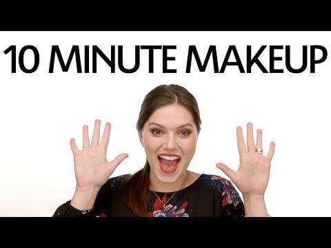 10 Minute Makeup Challenge   Sephora