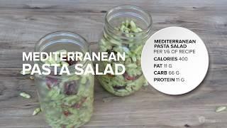 GoodLife Kitchen: FoodLife Mediterranean Pasta Salad
