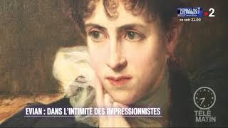 Télématin France 2  Jardins Henri Le Sidaner Gerberoy