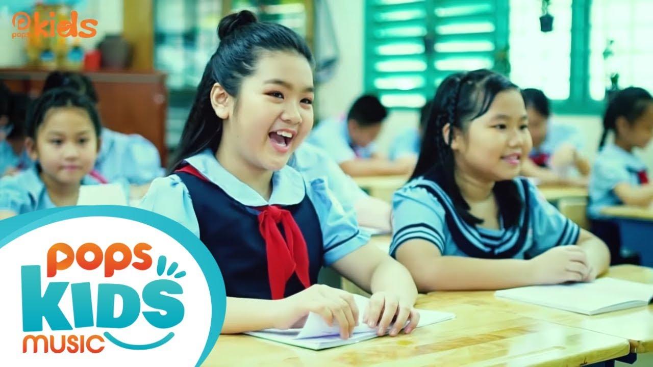 Mái Trường Nơi Học Bao Điều Hay – Minh Thư   Nhạc Thiếu Nhi Về Thầy Cô
