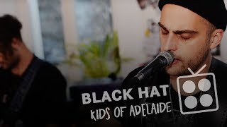 "MG KITCHEN TV ""Black Hat"" Kids of Adelaide"
