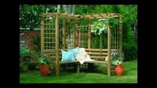 Garden Trellises | Garden Trellis Design Plans