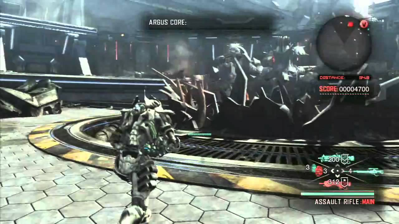 Vanquish Demo PS3 Gameplay Part 1 - YouTube