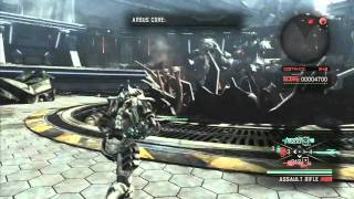 Vanquish Demo PS3 Gameplay Part 1