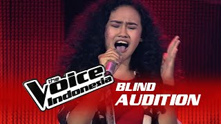 "Shindy Rosa ""Mata Lelaki"" I The Blind Audition I The Voice Indonesia 2016"