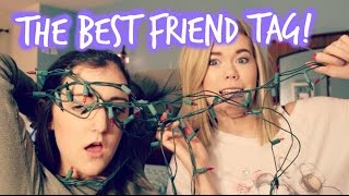 BEST FRIEND TAG // Makeupkatie95 Thumbnail