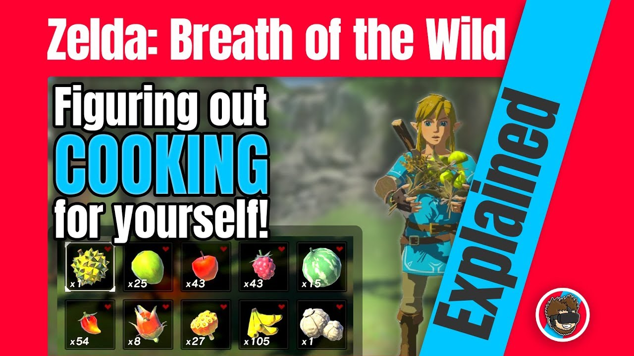 Zelda botw how to figure out cooking for yourself youtube zelda botw how to figure out cooking for yourself solutioingenieria Choice Image