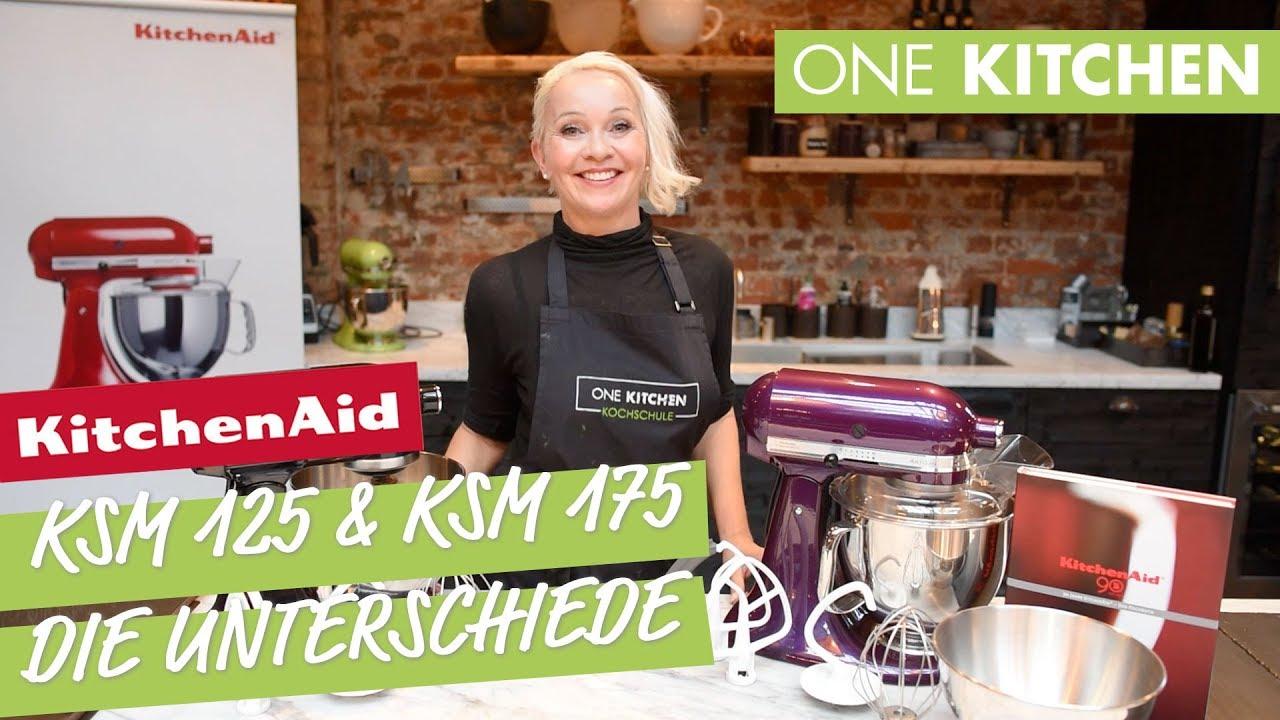Was Ist Der Unterschied Zwischen Ksm175 Ksm125 Von Kitchenaid