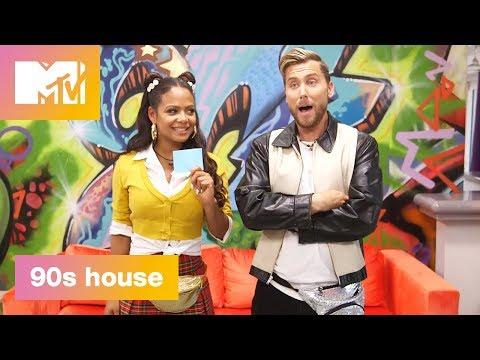 90's Trivia: Backstreet Boys or NSYNC?  90's House: Hosted by Lance Bass & Christina Milian  MTV