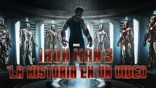 Iron Man 3 I La Historia en 1 Video