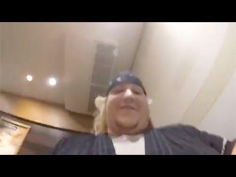 【炎上】アメリカ人キ●ガイYouTuberがスシローのレーンにカメラを流す迷惑動画(ノーカット)