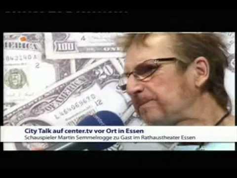 City Talk mit Frank von Pigage - Interview mit Martin Semmelrogge (5/5)