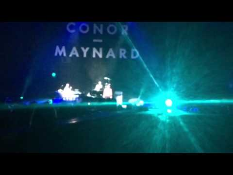 Conor Maynard - Work/Trap Queen/Where are you now/Pillow talk/Hello/What Do You Mean - Birmingham